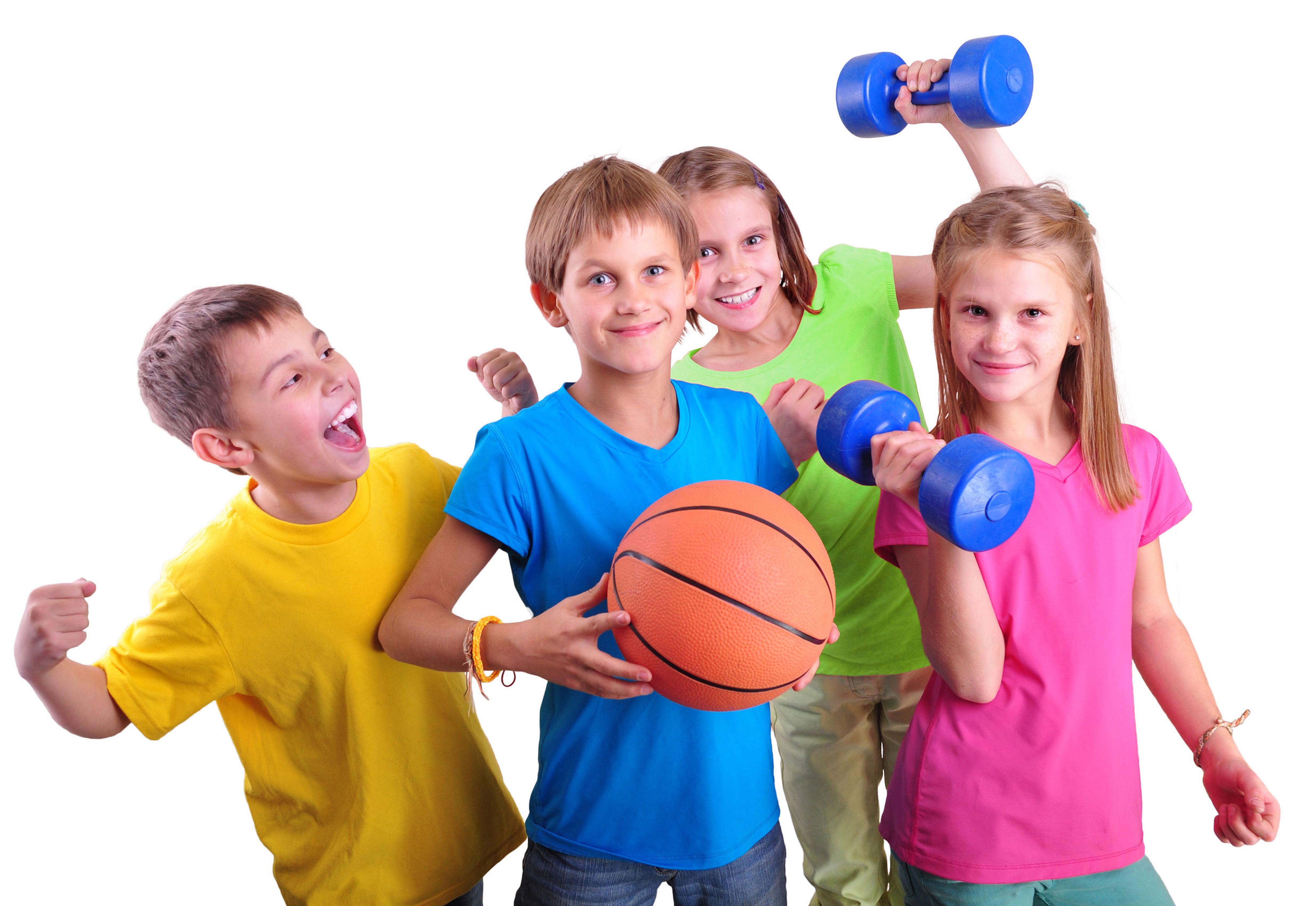 kinderen en sport